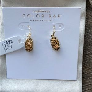 Kendra Scott Lee Gold Drusy